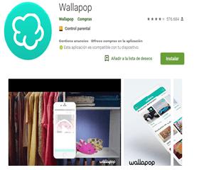 Registrarse en Wallapop 1 - ¿Cómo vender rapido en Wallapop Madrid?