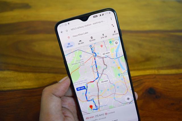 anuncios en google maps - Publicidad en Google