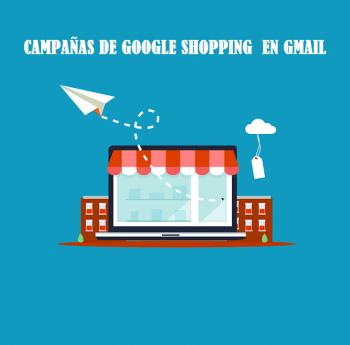 Anuncios de Google Shopping en Gmail
