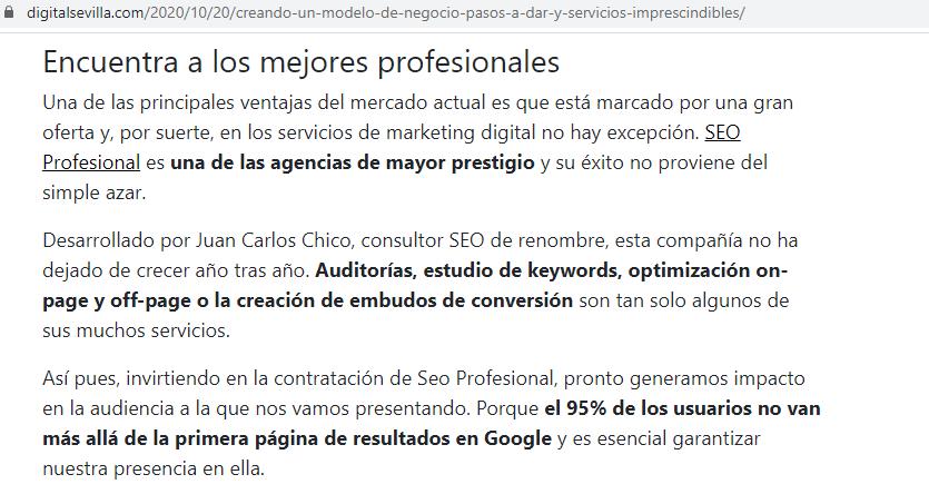 ARTICULOPRENSADIGITALSEVILLA - Prensa