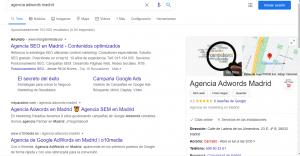 Rich Snippets de organizacion 300x156 - ¿Cómo conseguir Rich Snippets en Google ?