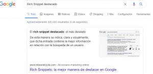 Rich Snippets destacado 300x146 - ¿Cómo conseguir Rich Snippets en Google ?