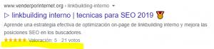 datos estructurados o Rich Snippets de Schema 1 300x69 - ¿Cómo conseguir Rich Snippets en Google ?