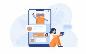 2. Tipos de chatbots para empresas 300x187 - ¿Qué es un Chatbot?