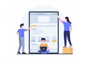 5. Como hacer la landing page para un sitio web 300x217 - ¿Qué es la landing page y para qué sirve?